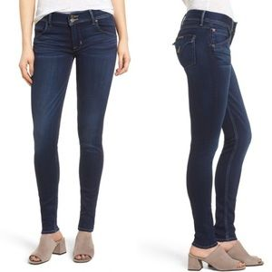 Hudson Collin Flap Skinny Jeans Size 29 CRT